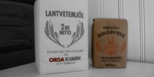 Lantvetemjöl Orga Kvarn 10kg