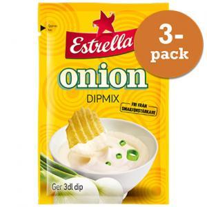 Onion Dipmix 3x22g Estrella