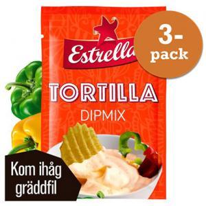 Tortilla Dipmix 3x28g Estrella