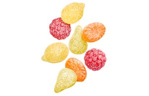 Tutti Frutti Sour 1x2kg Fazer Konfektyr