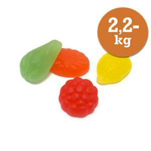 Tutti Frutti Original 1x2.2kg Fazer Konfektyr