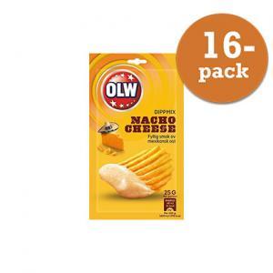 Nacho Cheese Dipmix 16x25g OLW