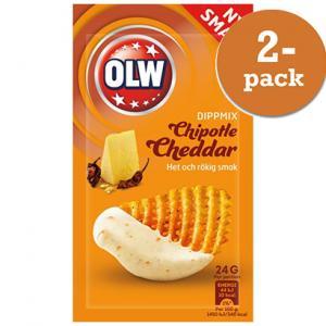 Chipotle Cheddar Dipmix 2x24g OLW