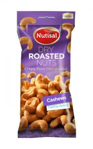 Cashew Saltade 14x60g Nutisal