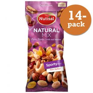 Sporty Mix 14x60g Nutisal