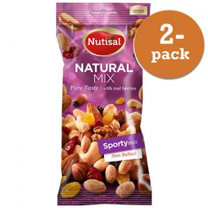 Sporty Mix 2x60g Nutisal