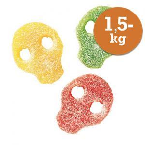 Sura Skallar 1,5kg Grahns Konfektyr