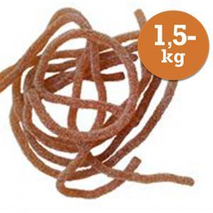 Spaghetti Cola 1x1,5kg Haribo Lakrits