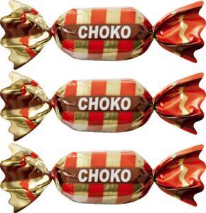 Choko Ljus 1x1,2kg Cloetta
