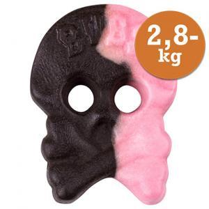 Hallon/Lakritsskallar Skum 2,8kg  Bubs Godis