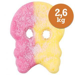 Surskallar Skum Hallon/Citron 2,6kg Bubs Godis