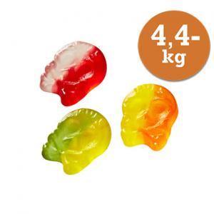 Fruktskallar Micro 4,4kg Bubs Godis