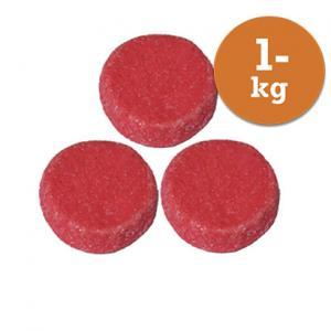 Puffar Jordgubb 1kg Act Produkter