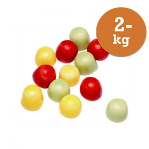 Frukt Toppar 1x2kg Candy People