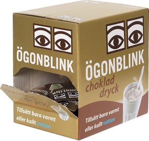 Chokladdryck 90x30g Ögonblink