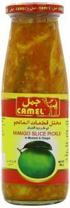 Mango Picklad Stark Camel 1x450g KORT HÅLLBARHET