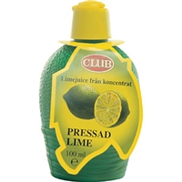Lime Pressad Club 3x100ml