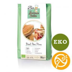 Bröd & Pizza Mix Glutenfri EKO 1x300g Madame Loulou