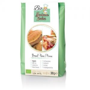 Bröd & Pizza Mix EKO 2x300g Madame Loulou