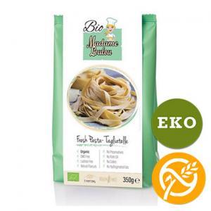 Färsk Pasta Tagliatelle Glutenfri EKO 1x350g Madame Loulou KORT HÅLLBARHET