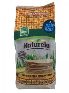 Blått Majsmjöl Tortillas 10x1kg Naturelo