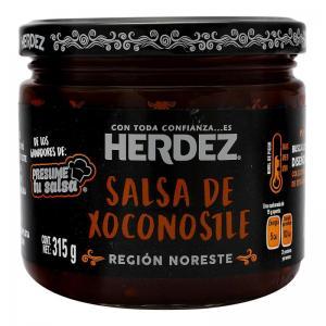 Xoconostle Sås 6x300g Herdez