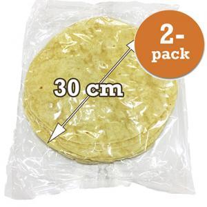 Tortilla Vete 30cm 2x10st Ambient