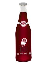 Hibiskus/Granatäpple Soda 24x355ml BUHO