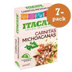 Carnitas Michoacanas 7x300g ITACATE