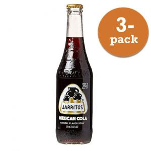 Cola Soda 3x370ml Jarritos