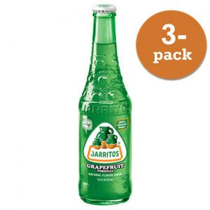 Grapefrukt Soda 3x370ml Jarritos