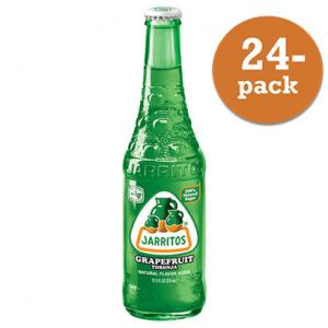 Grapefrukt Soda 24x370ml Jarritos