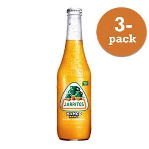 Mango Soda 3x370ml Jarritos