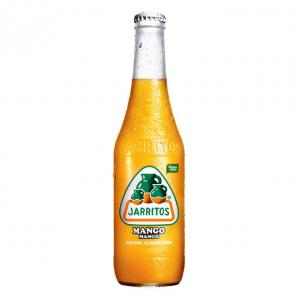 Mango Soda 1x370ml Jarritos KORT HÅLLBARHET