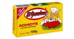 Achiote 60x100g El Yucateco