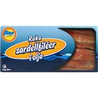 Sardeller Raka Key 1x53g KORT HÅLLBARHET