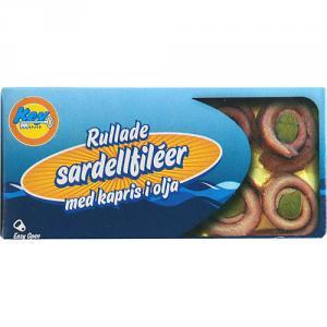Sardeller Rullade Key 25x53g