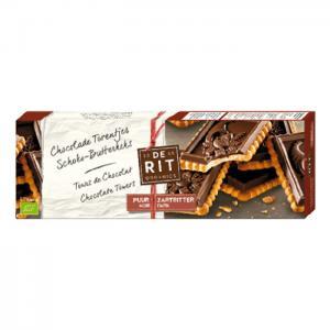 Chokladtorn Eko 12x150g De Rit