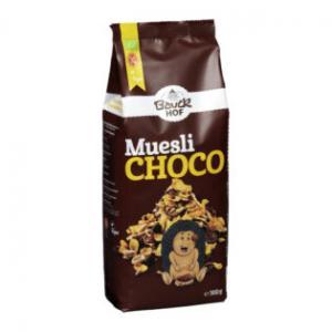 Müsli Choklad EKO Glutenfri 2x300g Bauck Hof