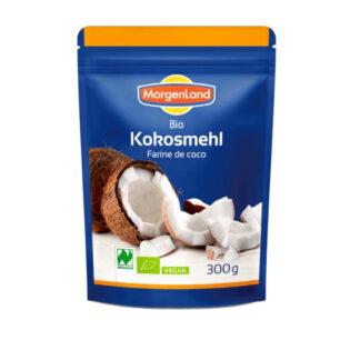 Kokosmjöl Eko 7x300g Morgenland