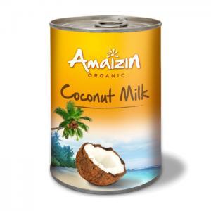 Kokosmjölk Eko 2x400ml Amaizin