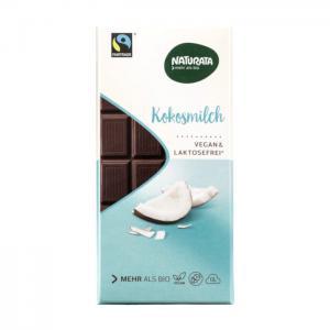 Choklad Kokos Eko 12x100g Naturata
