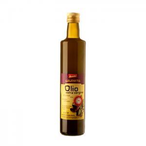 Olivolja Extra Virgin Eko 2x500ml Salamita