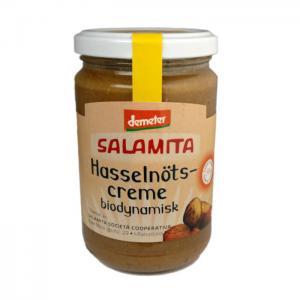 Hasselnötskräm Eko 2x280g Salamita