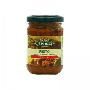 Pesto Rosso Eko 12x140g La Bio Idea
