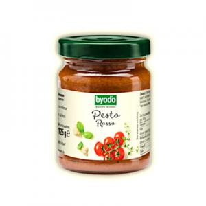 Pesto Rosso Eko 2x125g Byodo