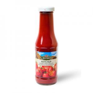 Ketchup Eko 2x330g La Bio Idea