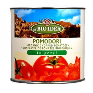 Krossade Tomater Eko 2,5kg La Bio Idea