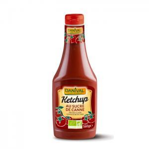 Ketchup Eko 2x560g Danival