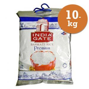 Basmatiris Premium 1x10kg India Gate